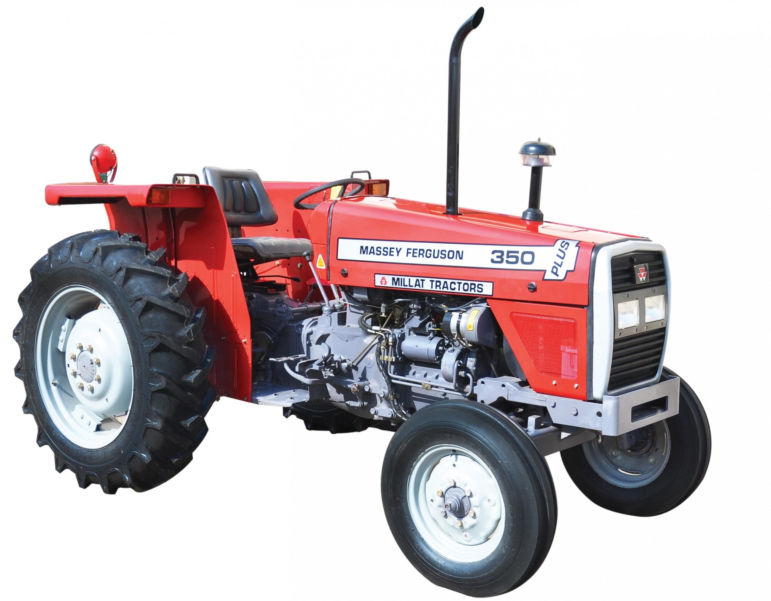 mf 350 plus tractor
