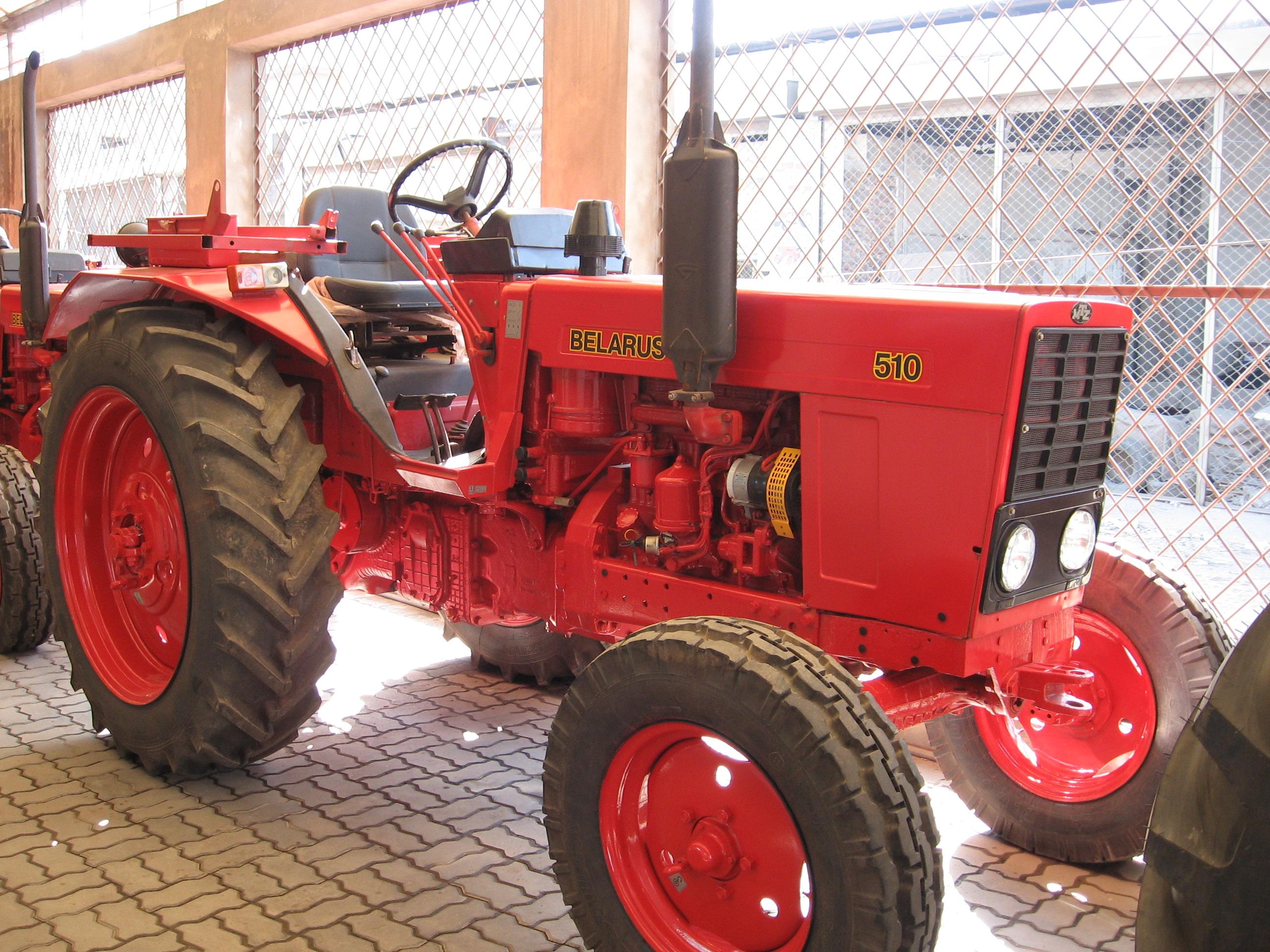 Belarus 510 Tractor Belarus Tractors Pakistan