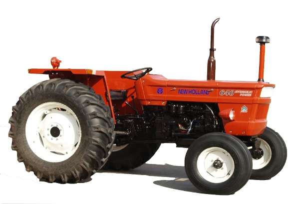 New Holland 640 Tractor