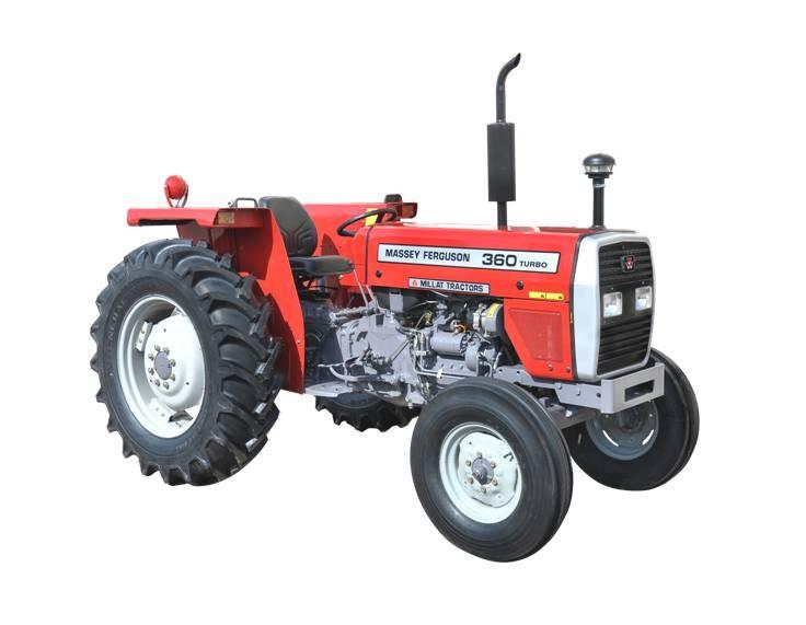 massey ferguson mf 360 tractor