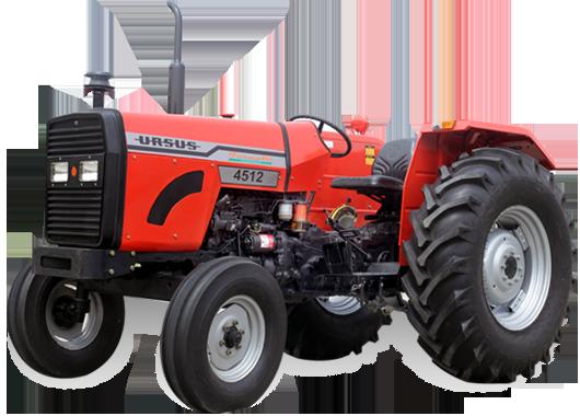Ursus 4512 Tractor