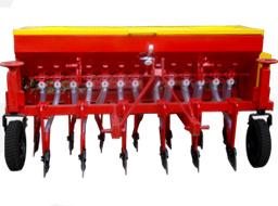 zero tillage seed drill