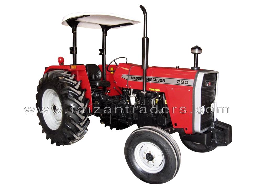 Massey Ferguson MF 290 Tractor