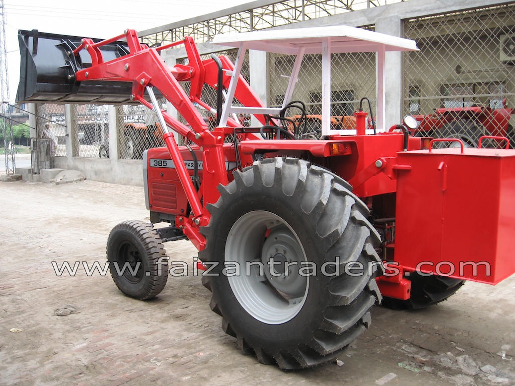 Industrial Front End Loader