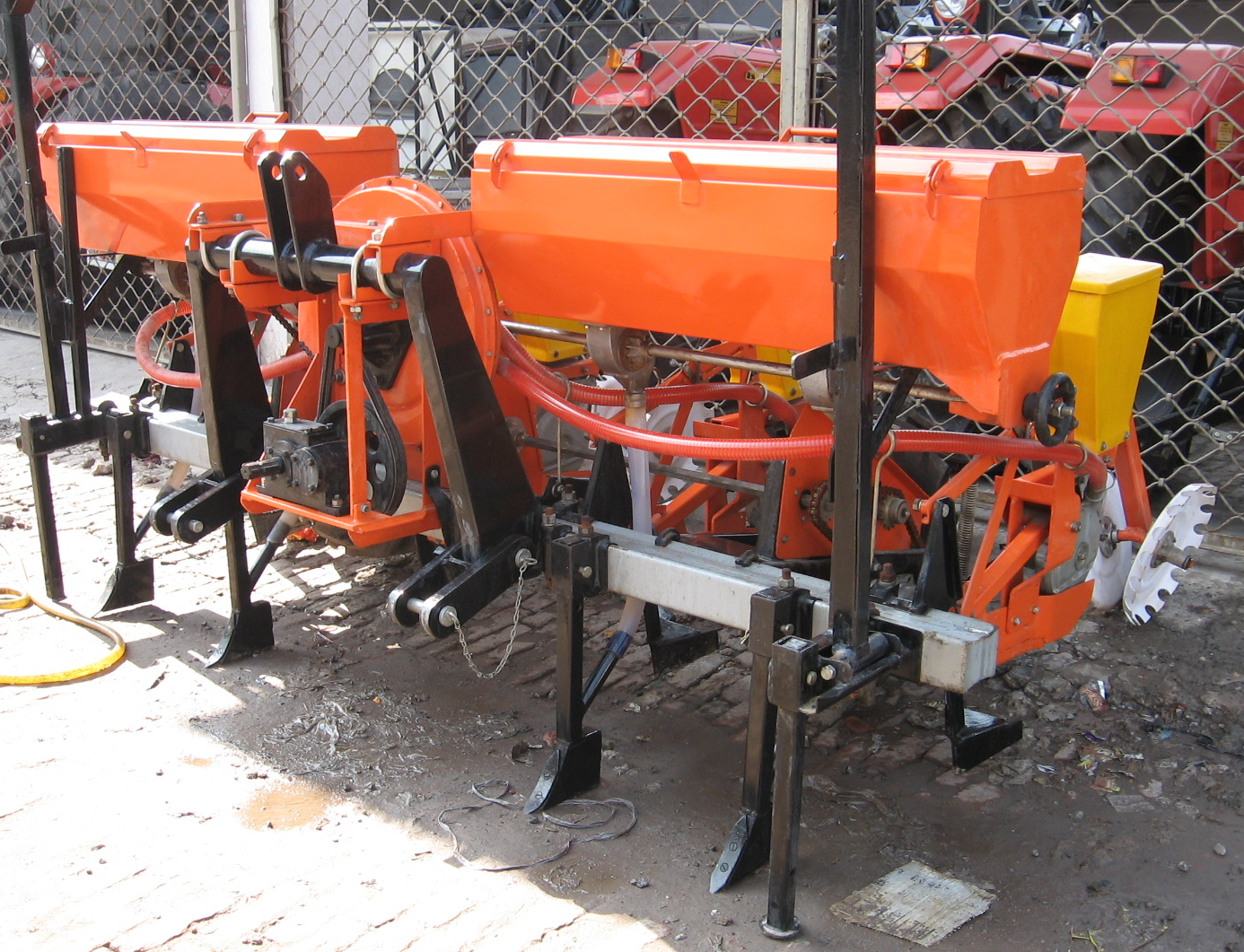 Pneumatic Planter Pakistan